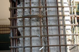 Non-Ductile Concrete Building Earthquake Reinforcement
